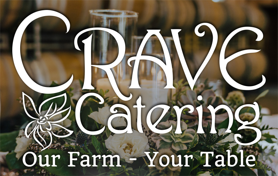 Crave Catering Holiday Menus